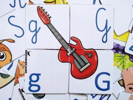 LITERKI dla dzieci | 112 puzzli  (1)
