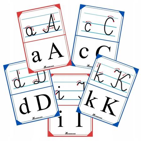 ALFABET 32 plansze z samymi literami  (1)