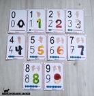 Cyfry 0-10 Plansze (2)