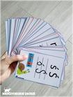 alfabet litery plansze pokazowe alphabet letters kids