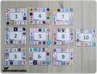 Klamerkowy zestaw Głoski i liczby (5)