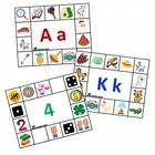 Klamerkowy zestaw Głoski i liczby (1)