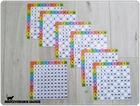 TABLICZKA MNOŻENIA Tabela bazowa + 6 plansz (4)