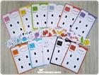 kolory układanka dla przedszkolaków