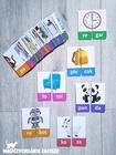 SYLABY Puzzle dla dzieci 36 wyrazów 2-sylabowych (4)