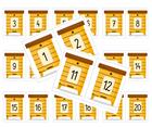 Matematyczne pszczoły Pomoc dydaktyczna wspomagająca naukędodawania i odejmowania w zakresie 20 Klasa 1