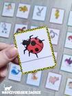 znaczki etykietki do szatni przedszkole szkoła zwierzątka