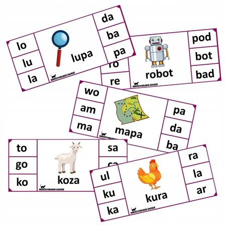 Wyrazy 2-sylabowe (1)